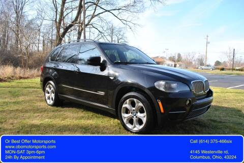 2011 BMW X5 for sale at Or Best Offer Motorsports in Columbus OH