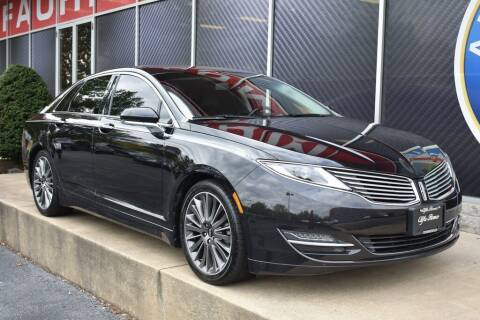 2014 Lincoln MKZ Hybrid for sale at Alfa Romeo & Fiat of Strongsville in Strongsville OH