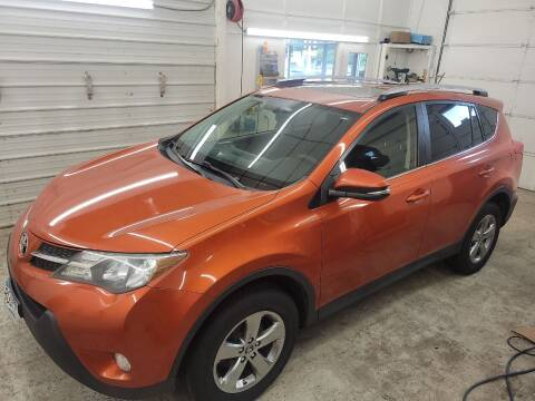 2015 Toyota RAV4 for sale at Jem Auto Sales in Anoka MN