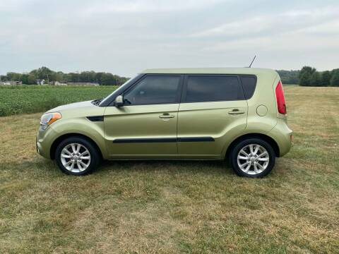 2012 Kia Soul for sale at Wendell Greene Motors Inc in Hamilton OH