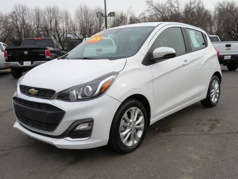 2020 Chevrolet Spark for sale at Low Cost Cars North in Whitehall OH