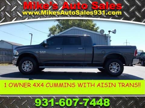 2014 RAM Ram Pickup 3500 for sale at Mike's Auto Sales in Shelbyville TN