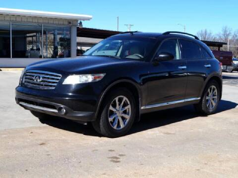 2007 Infiniti FX35 for sale at Kansas Auto Sales in Wichita KS