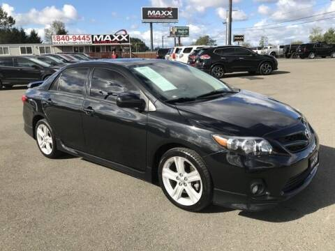 2013 Toyota Corolla for sale at Maxx Autos Plus in Puyallup WA
