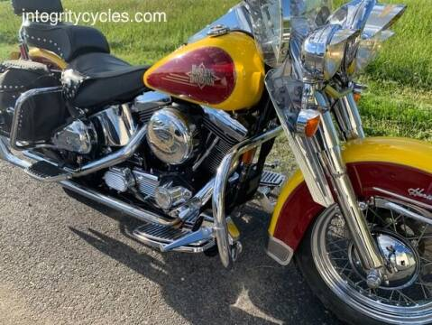1997 Harley-Davidson Heritage Softail Classic