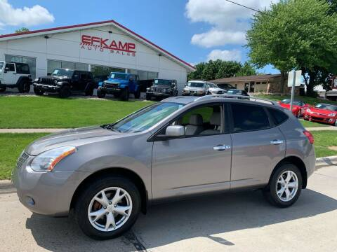 2010 Nissan Rogue for sale at Efkamp Auto Sales LLC in Des Moines IA