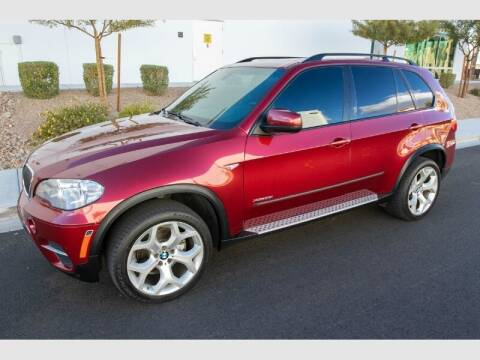 2013 BMW X5 for sale at REVEURO in Las Vegas NV