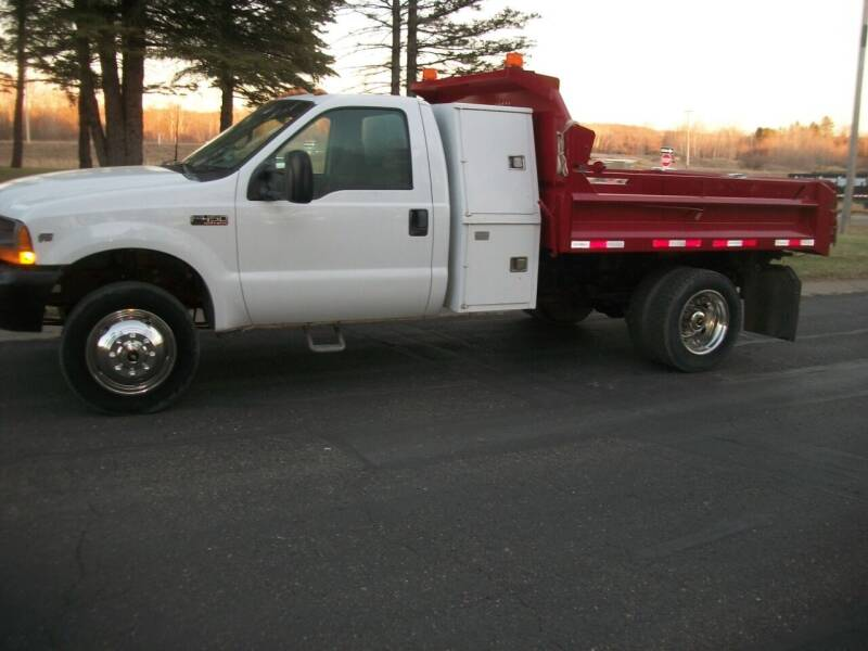 2000 Ford F-450 for sale at Zimmerman Truck in Zimmerman MN