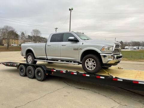 2015 RAM Ram Pickup 3500 for sale at B & M Motors, LLC in Tompkinsville KY