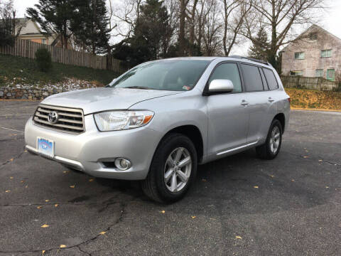 2010 Toyota Highlander for sale at Car World Inc in Arlington VA