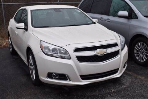 2013 Chevrolet Malibu for sale at BOB ROHRMAN FORT WAYNE TOYOTA in Fort Wayne IN