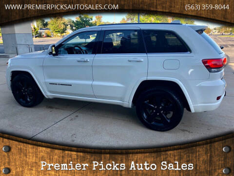 2014 Jeep Grand Cherokee for sale at Premier Picks Auto Sales in Bettendorf IA