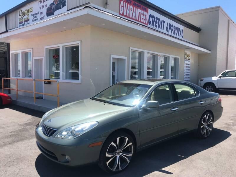2005 Lexus ES 330 for sale at Suarez Auto Sales in Port Huron MI