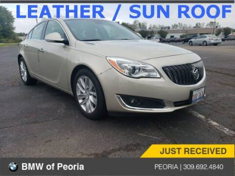 2014 Buick Regal for sale at BMW of Peoria in Peoria IL