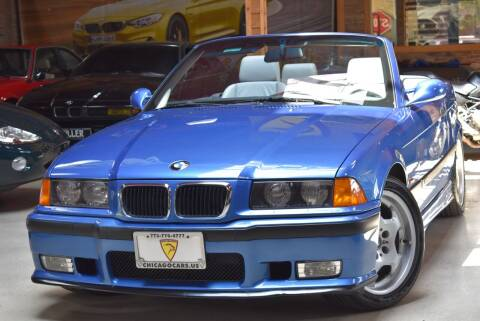 1998 BMW M3 for sale at Chicago Cars US in Summit IL