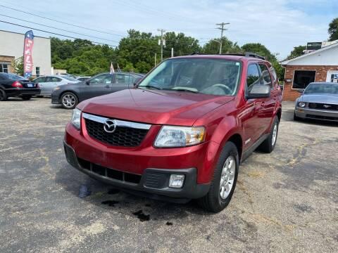 2008 Mazda Tribute for sale at L&M Auto Import in Gastonia NC