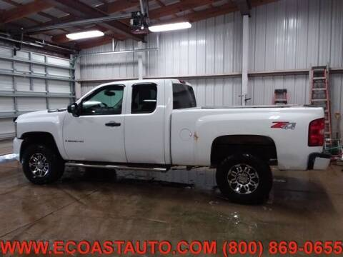 2008 Chevrolet Silverado 2500HD for sale at East Coast Auto Source Inc. in Bedford VA