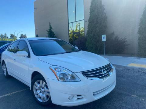 2012 Nissan Altima for sale at TDI AUTO SALES in Boise ID