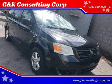 2010 Dodge Grand Caravan for sale at G&K Consulting Corp in Fair Lawn NJ