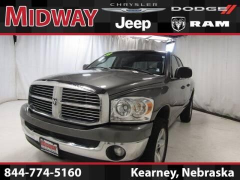 2008 Dodge Ram Pickup 1500 for sale at MIDWAY CHRYSLER DODGE JEEP RAM in Kearney NE