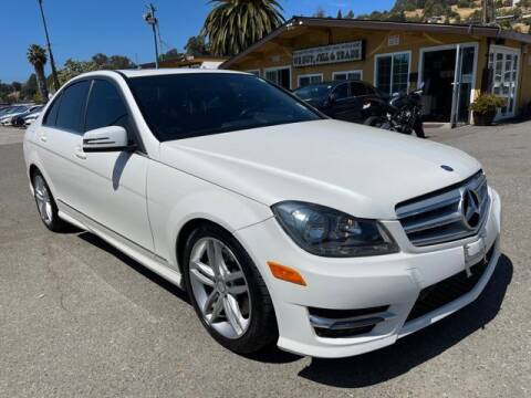 2013 Mercedes-Benz C-Class for sale at MISSION AUTOS in Hayward CA
