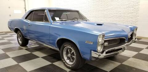 1967 Pontiac Le Mans for sale at 920 Automotive in Watertown WI