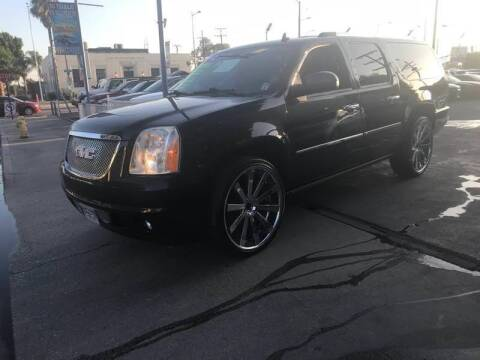 2012 GMC Yukon XL for sale at LA PLAYITA AUTO SALES INC - 3271 E. Firestone Blvd Lot in South Gate CA