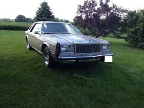 1980 Chrysler Cordoba for sale at Haggle Me Classics in Hobart IN