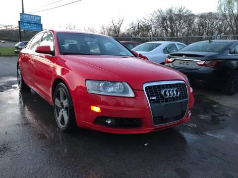 2006 Audi A6 for sale at Prestige Auto Sales Inc. in Nashville TN