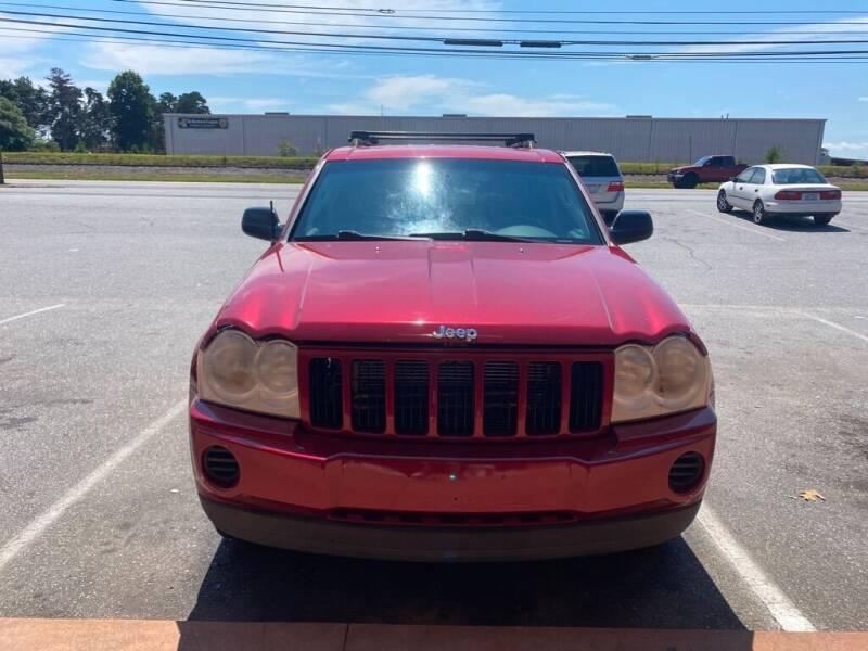 2005 Jeep Grand Cherokee for sale at S & H AUTO LLC in Granite Falls NC
