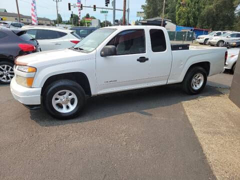2005 Chevrolet Colorado for sale at Bonney Lake Used Cars in Puyallup WA