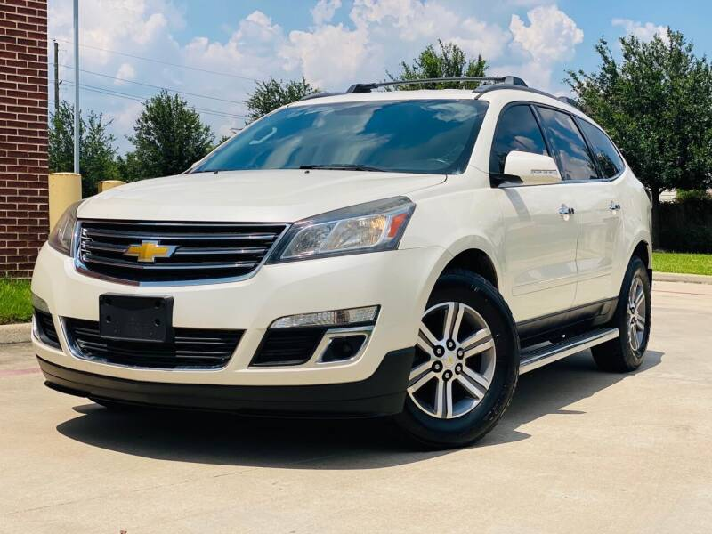 2015 Chevrolet Traverse for sale at AUTO DIRECT in Houston TX