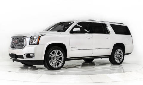 2016 GMC Yukon XL for sale at Houston Auto Credit in Houston TX