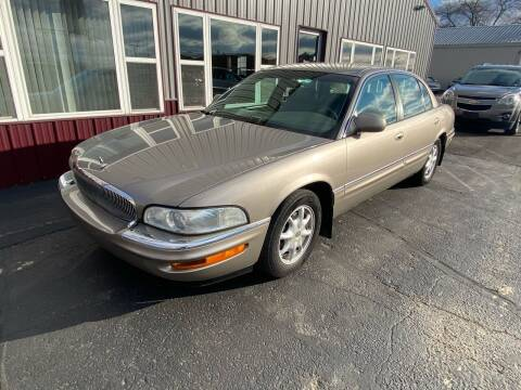 2002 Buick Park Avenue for sale at Hill Motors in Ortonville MN