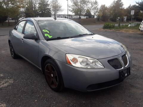 2008 Pontiac G6 for sale at M & M Auto Brokers in Chantilly VA
