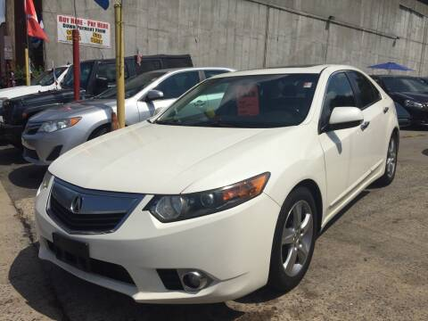 2011 Acura TSX for sale at Drive Deleon in Yonkers NY