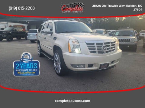 2007 Cadillac Escalade for sale at Complete Auto Center , Inc in Raleigh NC