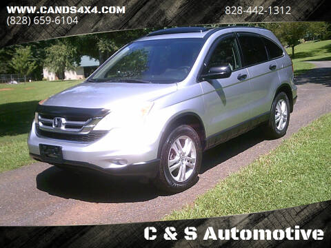 2010 Honda CR-V for sale at C & S Automotive in Nebo NC