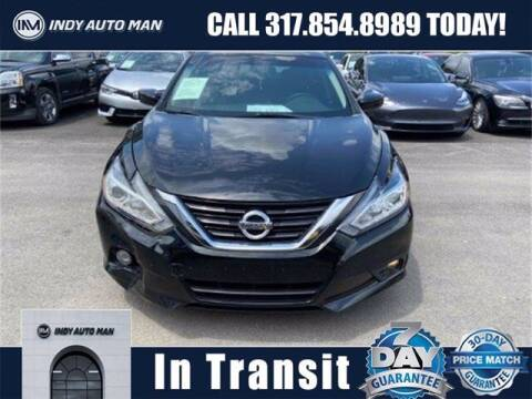 2017 Nissan Altima for sale at INDY AUTO MAN in Indianapolis IN