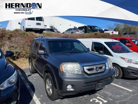 2010 Honda Pilot for sale at Herndon Chevrolet in Lexington SC