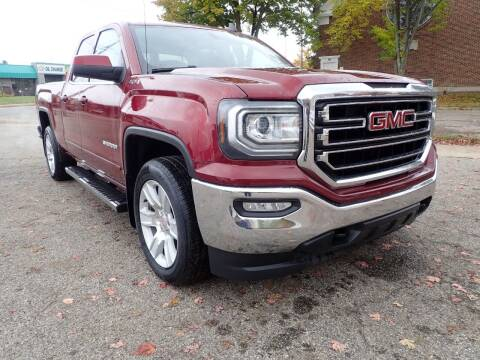 2016 GMC Sierra 1500 for sale at Marvel Automotive Inc. in Big Rapids MI