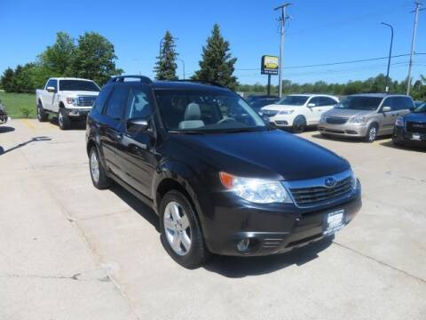 2010 Subaru Forester for sale at Import Exchange in Mokena IL