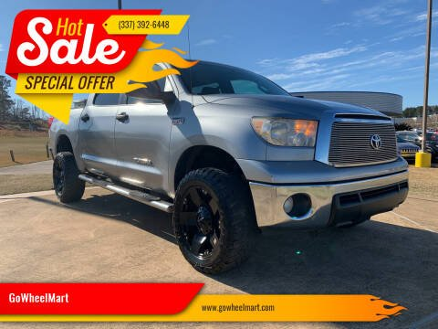 2011 Toyota Tundra for sale at GOWHEELMART in Available In LA