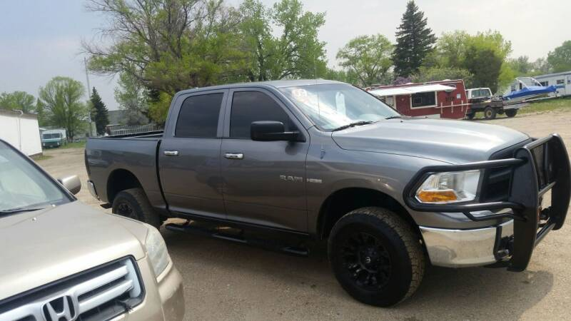 2009 Dodge Ram Pickup 1500 for sale at Ron Lowman Motors Minot in Minot ND