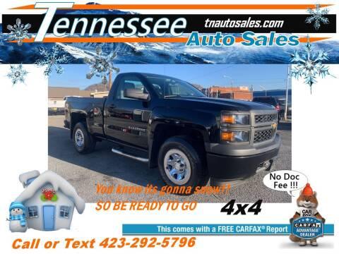 2014 Chevrolet Silverado 1500 for sale at Tennessee Auto Sales in Elizabethton TN