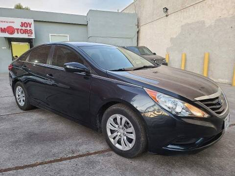 2011 Hyundai Sonata for sale at Joy Motors in Los Angeles CA