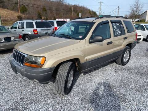 2001 Jeep Grand Cherokee for sale at Bailey's Auto Sales in Cloverdale VA