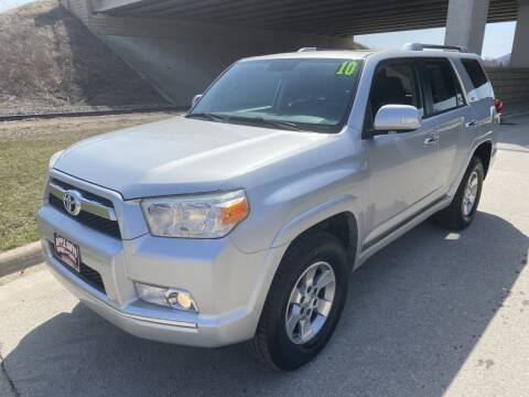 2010 Toyota 4Runner for sale at Apple Auto in La Crescent MN