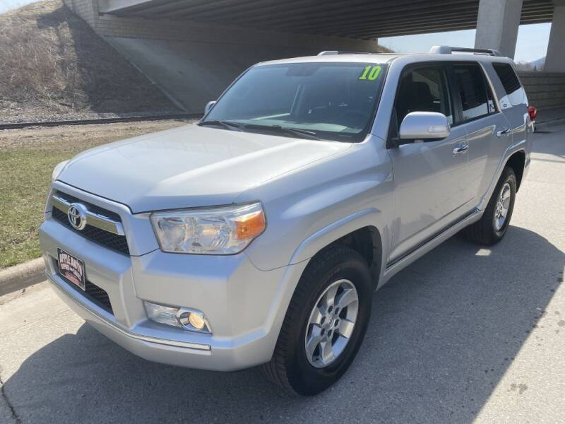 2010 Toyota 4Runner for sale at Apple Auto in La Crescent MN