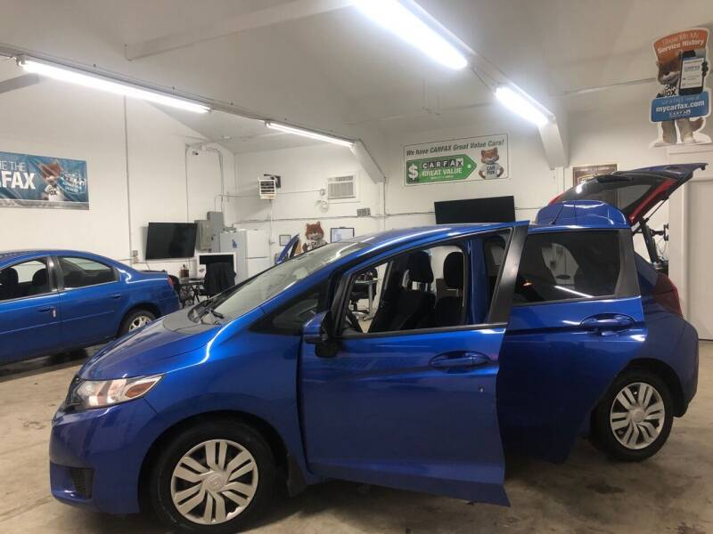 2015 Honda Fit for sale at McMinnville Auto Sales LLC in Mcminnville OR
